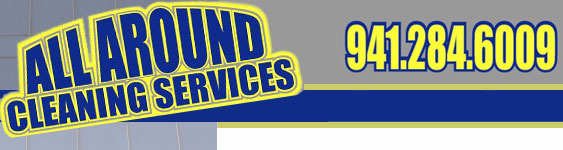 Manatee County - Sarasota County - Charolette County Cleaning Services